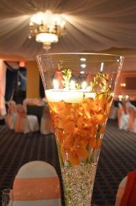 Gazebo Ceremony Grand Salon Ballroom at Killian Palms Country Club