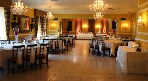 Grand Salon Ballroom at Killian Palms Country club Grand Salon Reception Hall Ciudamar Room