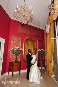 Wedding Reception Grand Salon Reception Hall, Grand Salon Ballroom at Killian Palms Country Club