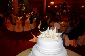 Wedding Reception Grand Salon Reception Hall Grand Salon Ballroom at Killian Palms Country Club