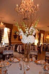 Grand Salon Ball Room at Killian Palms Country club Ciudamar