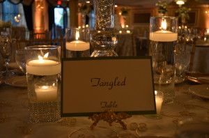 Killian Palms Country Club Grand Salon Ballroom Wedding Reception
