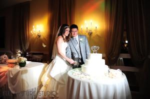 Wedding Reception Ciudamar at Killian Palms Country Club Grand Salon Ballroom, Grand Salon Reception Hall