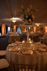 Killian Palms Country Club Grand Salon Ballroom Wedding Reception 6