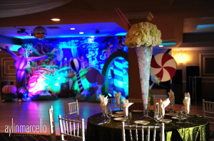 Kassie Quinces Grand Salon Ballroom at Killian Palms Country Club 3