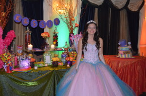 Kassie Quinces Grand Salon Ballroom at Killian Palms Country Club 9