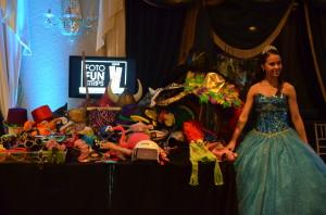 Grand Salon Ballroom at Killian Palms Country Club 15th Birthday Party 24