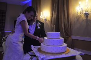 Grand Salon Ballroom at Killian Palms Country Club Wedding Reception Ciudamar Room 19