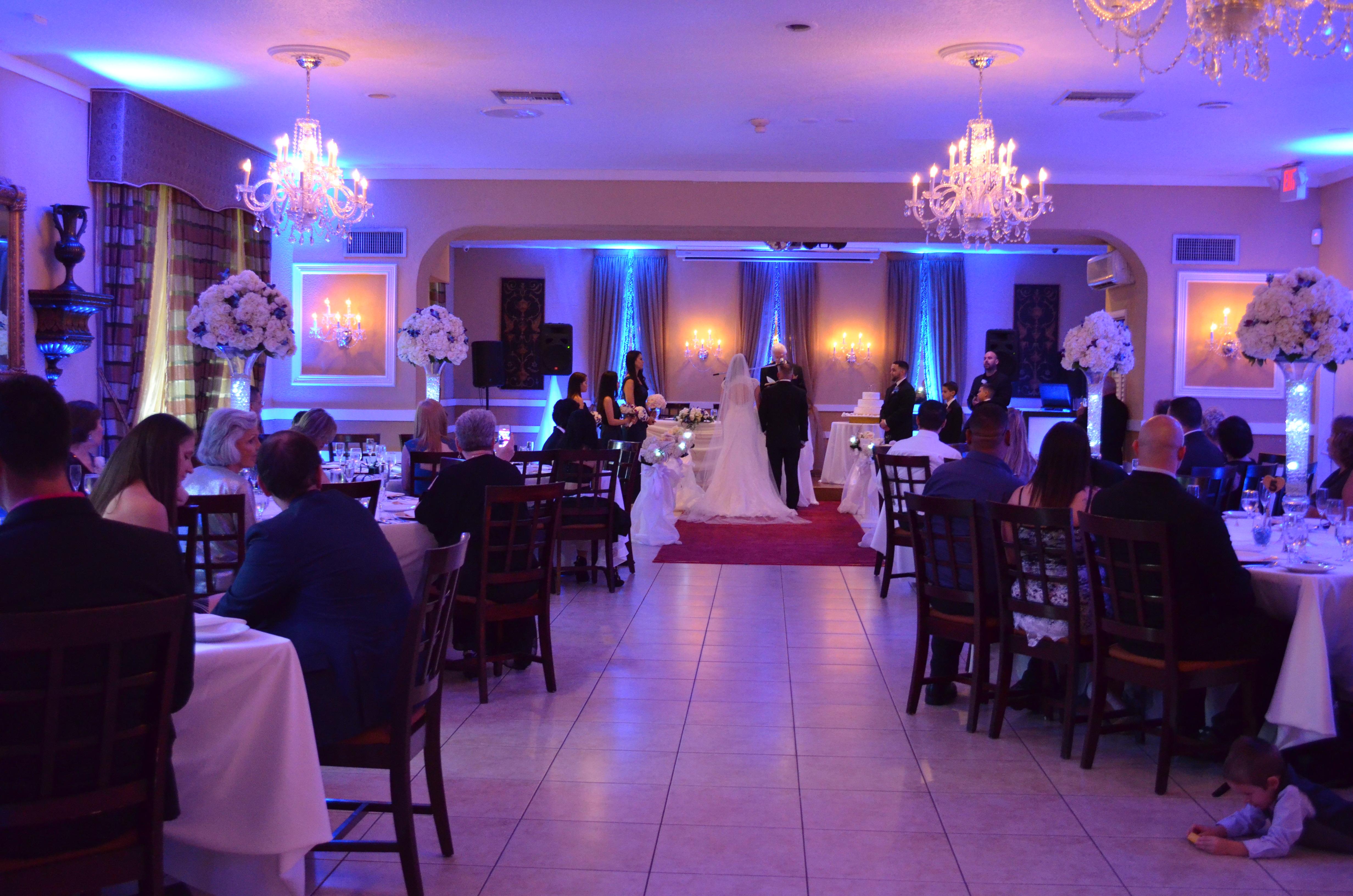 Grand Salon Ballroom At Killian Palms Country Club Wedding Reception Ciudamar Room 7