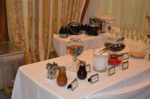 Grand Salon Reception Hall Wedding Reception Killian Palms Country Club 18