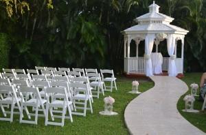 Ciudamar at Killian Plams Country Club- Wedding Reception- Gazebo Ceremony 1