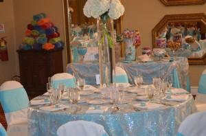 Grand Salon Reception Hall Lorena 15th Birthday Party 21