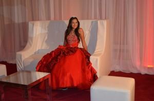 Laurette 15th Birthday Party Grand Salon Reception Hall 2