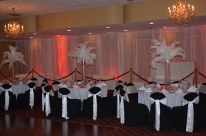 Laurette 15th Birthday Party Grand Salon Reception Hall 7