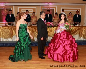 Nathalie  15th Birthday Party Grand Salon Ballroom at Killian Palms Country Club 7