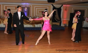 Nathalie  15th Birthday Party Grand Salon Ballroom at Killian Palms Country Club 9