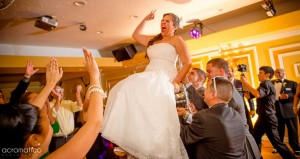 Grand Salon Ballroom at Killian Plams Country Club Gazebo Ceremony Wedding Reception (33)