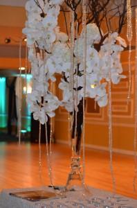 Grand Salon Ballroom at Killian Plams Country Club Gazebo Ceremony Wedding Reception (6)