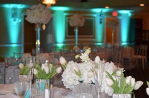 Grand Salon Ballroom at Killian Plams Country Club Gazebo Ceremony Wedding Reception (7)