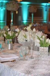Grand Salon Ballroom at Killian Plams Country Club Gazebo Ceremony Wedding Reception (8)