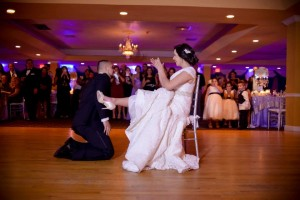 Jenny and Daniel Wedding Reception Grand Salon Ballroom at Killian Palms Country Club Gazebo ceremony Grand Salon Reception Hall  (42)