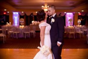 Jenny and Daniel Wedding Reception Grand Salon Ballroom at Killian Palms Country Club Gazebo ceremony Grand Salon Reception Hall  (49)