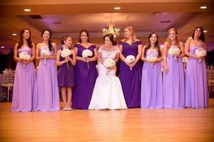 Jenny and Daniel Wedding Reception Grand Salon Ballroom at Killian Palms Country Club Gazebo ceremony Grand Salon Reception Hall  (55)