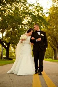 Jenny and Daniel Wedding Reception Grand Salon Ballroom at Killian Palms Country Club Gazebo ceremony Grand Salon Reception Hall  (57)
