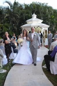 Yennis and Orlando Wedding Reception Gazebo Ceremony Fireworks Ciudamar at Killian Palms Country Club Grand Salon Ballroom grand Salon Receptio (22)