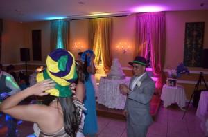 Yennis and Orlando Wedding Reception Gazebo Ceremony Fireworks Ciudamar at Killian Palms Country Club Grand Salon Ballroom grand Salon Receptio (42)