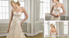 silk wedding robe
