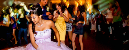 The Quinceañera is one of the most important moments in a young Latina's life. It's where a girl becomes a woman.   Latina girls often dream about their Quinceañera. They imagine the dress they will wear, the food and cake that will be served, the guests that will attend, the special dance she will perform, and the gifts she will receive.   These are the top ten fantasy Quinceañeras.
