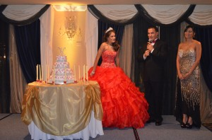 15th Birthday Party Grand Salon Ballroom at Killian Palms Country Club (12)