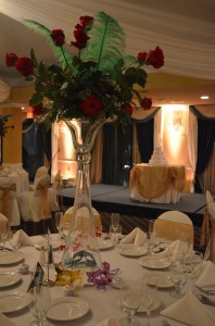 15th Birthday Party Grand Salon Ballroom at Killian Palms Country Club (5)