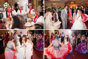 Gazebo Ceremony Grand Salon Reception Hall Grand Salon Ballroom at Killian Palms Country Club  (1)