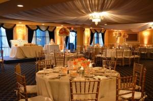 Grand Salon Ballroom at Killian Palms Country Club Gazebo Ceremony and Reception (28)