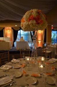 Grand Salon Ballroom at Killian Palms Country Club Gazebo Ceremony and Reception (32)