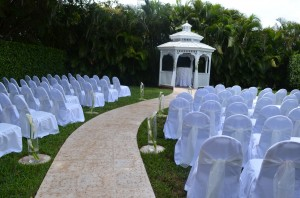 Gazebo Ceremony, Wedding Reception, Ciudamar, Grand Salon Ballroom at Killian Palms Country Club, Mini Reception, Grand Salon Reception Hall (36)