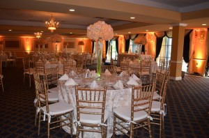 Grand Salon Ballroom at killian Palms Country Club Quinces Fifteens