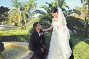 Wedding Reception, Grand Salom Ballroom, Ciudamar at Killian Palms Country Club, Gazebo Ceremony (31)