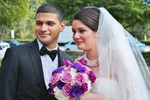 Wedding Reception, Grand Salom Ballroom, Ciudamar at Killian Palms Country Club, Gazebo Ceremony (7)