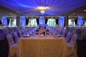 Grand Salon Ballroom at Killian Palms Country Club Gazebo Ceremony Wedding Reception (23)