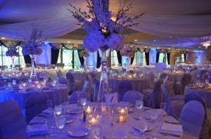 Grand Salon Ballroom at Killian Palms Country Club Gazebo Ceremony Wedding Reception (28)