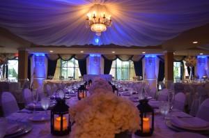 Grand Salon Ballroom at Killian Palms Country Club Gazebo Ceremony Wedding Reception (35)