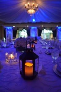 Grand Salon Ballroom at Killian Palms Country Club Gazebo Ceremony Wedding Reception (43)