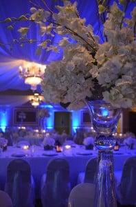 Grand Salon Ballroom at Killian Palms Country Club Gazebo Ceremony Wedding Reception (49)