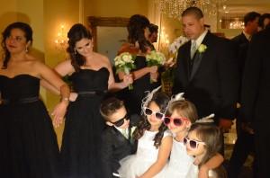 Grand Salon Ballroom at Killian Palms Country Club Gazebo Ceremony Wedding Reception (57)