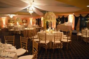 Grand Salon Ballroom at Killian Palms Country Club, Wedding Reception (10)