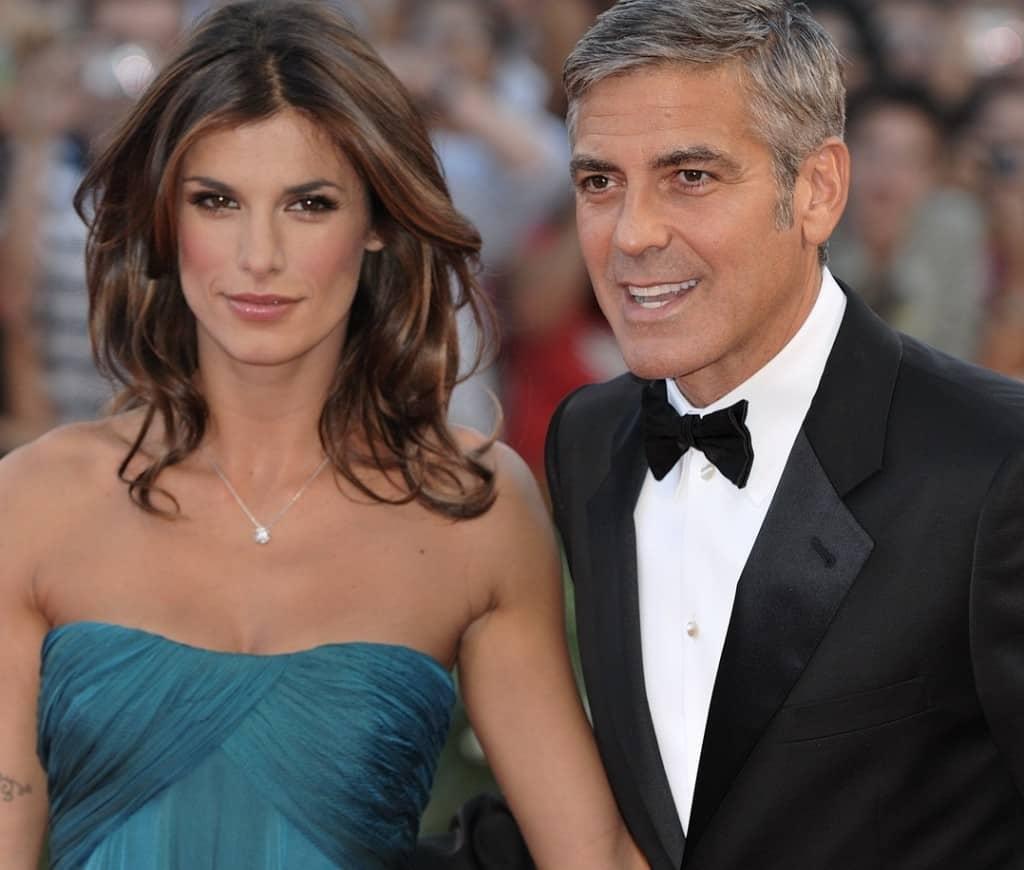 George_Clooney_Elisabetta_Canalis_66ème_Festival_de_Venise_(Mostra)_(cropped)
