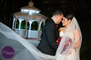 Kayleen & Chritstian Wedding Reception Grand Salo Ballroom at Killian Plams Country Club (96)